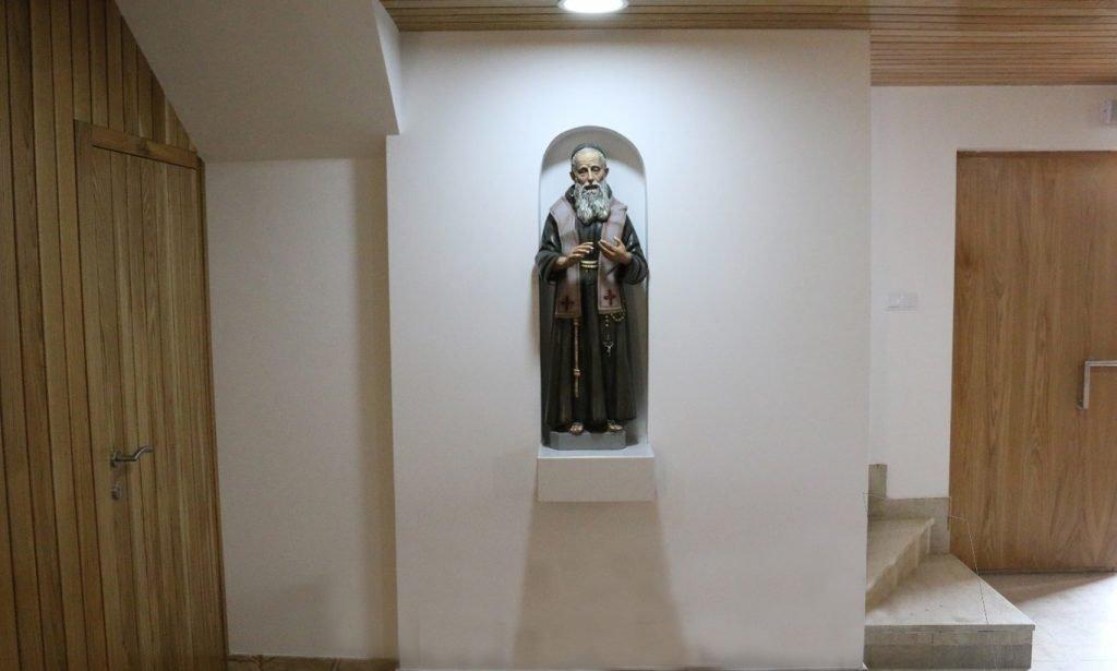 Crkva Sv. Nikole Tavelića, Omanjska