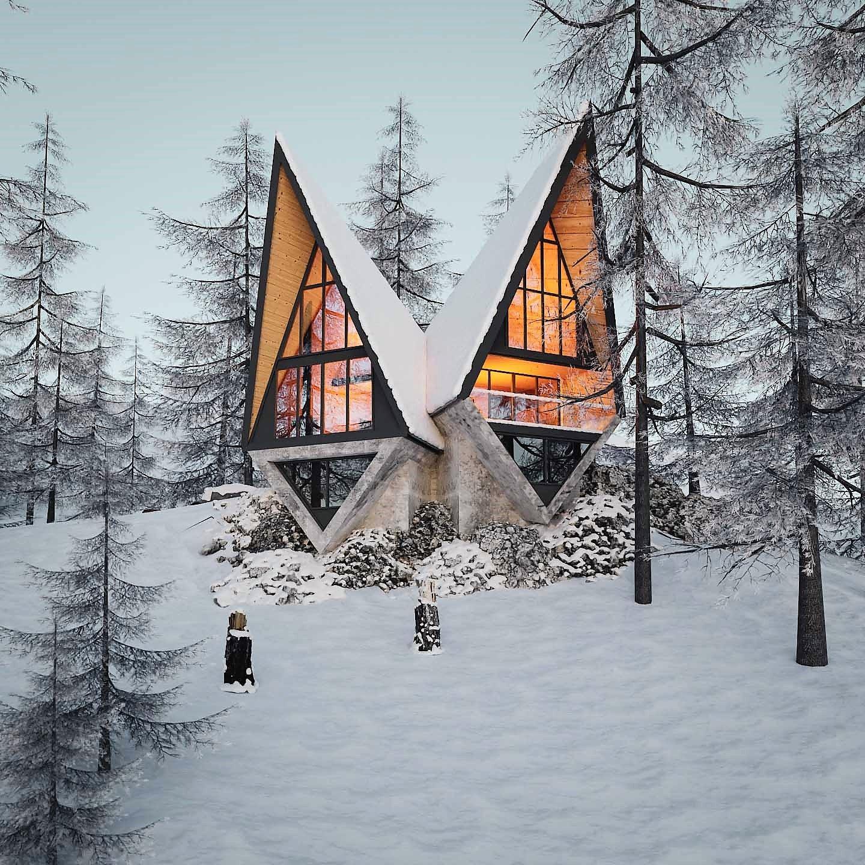 planinska kuća ROSA BRANDIS II